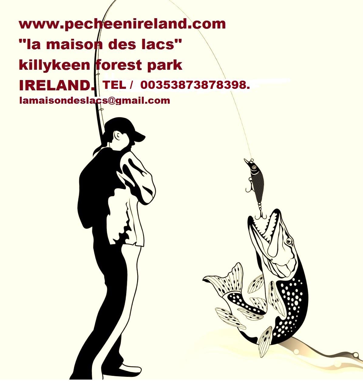 pêche galway irlande